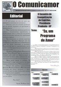 Comunicamor, edição 1