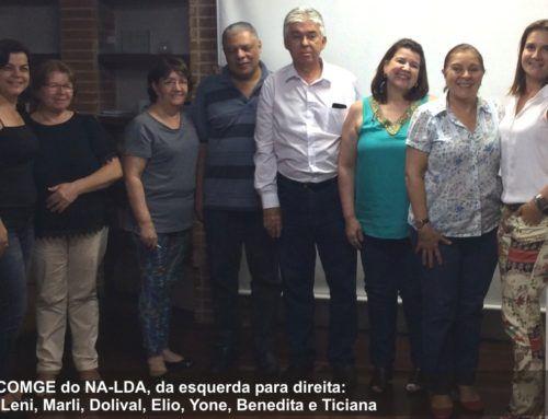 Aconteceu no Núcleo de Aprendizagem de Londrina (NA-LDA)