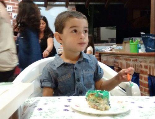 Aniversário no Núcleo de Aprendizagem de Londrina (NA-LDA)