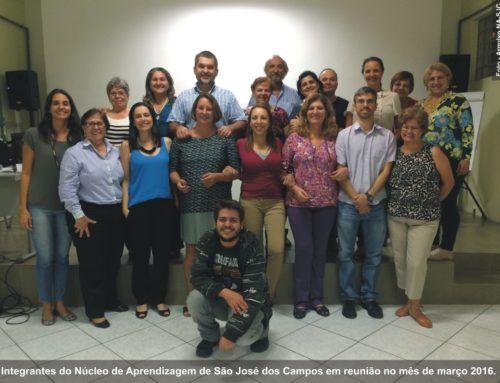 Aconteceu no Núcleo de Aprendizagem de São José dos Campos (NA-SJC)