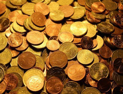 O Ser Humano que contava moedas