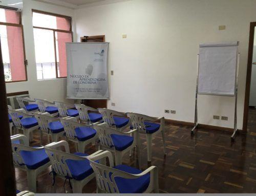 Aconteceu no Núcleo de Aprendizagem de Londrina (NA-LDA) em Outubro de 2016
