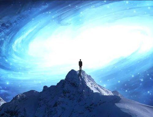 O Útero de uma outra visão sobre a vida é o Caos